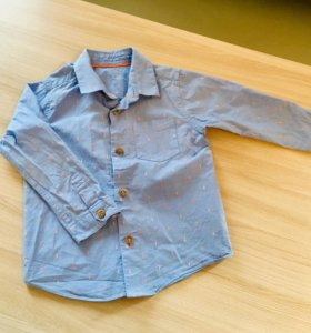 Рубашка Mothercare для мальчика