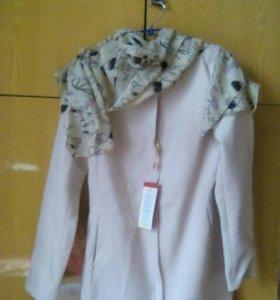 Пальто пиджак новое