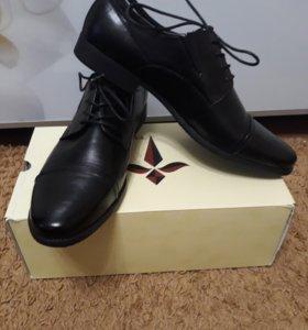 Туфли мужские новые р.45