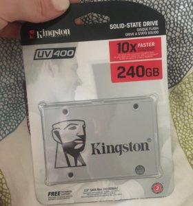 SSD диск ! Новый!