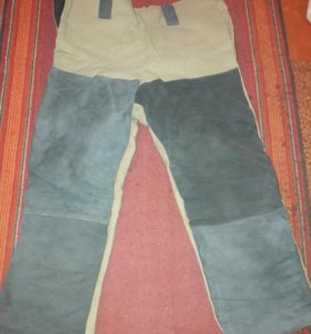 Сварочные теплые брюки( торг)