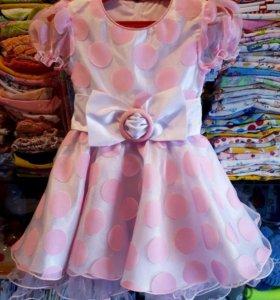 Новое нарядное платье для девочки🧚♀️