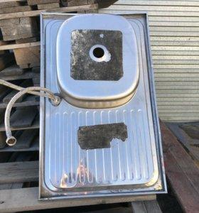 Мойка для кухни нержавейка