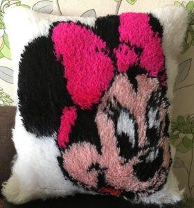 Подушка ручной работы Мики