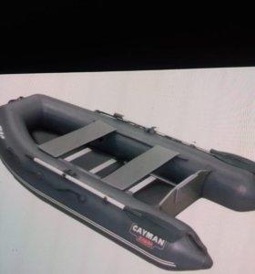 Лодка ПВХ Кайман 360
