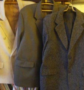 Пиджаки муж. Большого размера