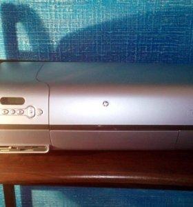 Струйный фото принтер HP