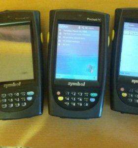 Терминалы Сбора Данных ТСД windows mobile.