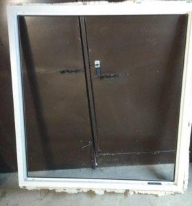 Окно и балконные двери ПВХ б/у