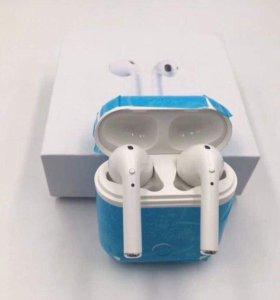 Беспроводные наушники Airpods Apple / ifans