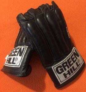 Перчатки для MMA GREEN HILL
