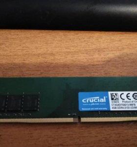 Память DDR4 4 ГБ