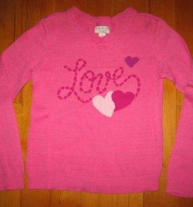Хлопковый свитер Children Place, 122-128,