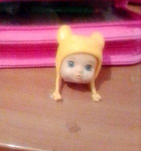 Шапочка для куклы