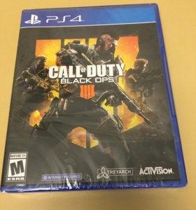 Видеоигра для PS4, Call of Duty:Black Ops 4, ENG.
