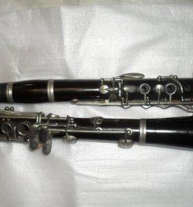 кларнет В