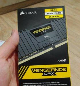 Оперативная память 16Gb