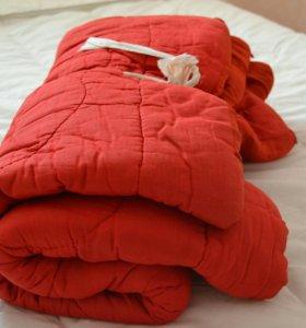 Новое детское одеялко.💮