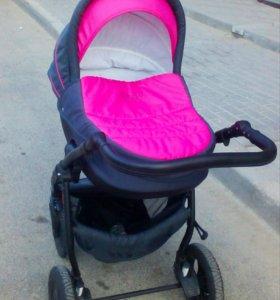 Деткая коляска zippy sport 2 в 1