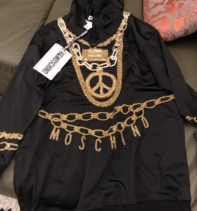 Платье HM Moschino