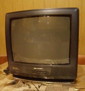 Телевизор Sharp 14 дюймов (Японский)