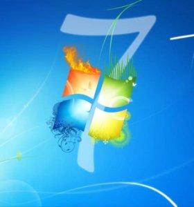 Windows 7, 32-64 bit