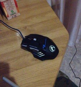 Игровая мышь х7