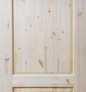 Двери из массива сосны от производителя