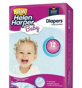 Подгузники Helen Harper(35 шт)