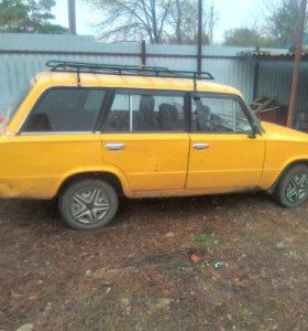 ВАЗ (Lada) 2102, 1985