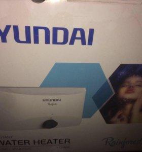 Электрический проточный водонагреватель 3,5квт