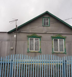 Дом, 40.8 м²