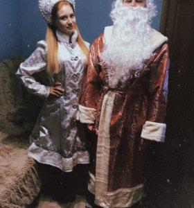 Дедушка Мороз с доставкой на дом