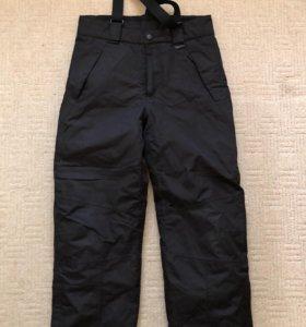 Зимний брюки на подростка рост 164