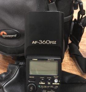 Фотовспышка Pentax AF-360 FGZ