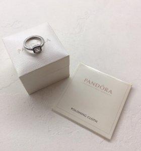 Серебряное кольцо PANDORA (оригинал)