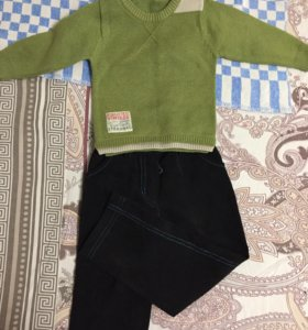 Джинсы на 2-3 года ребёнку