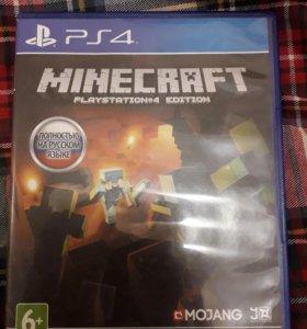Minecraft для PS4