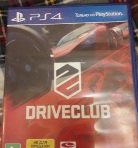 Driveclub для PS4