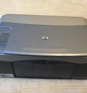 Принтер, сканер, копир HP psc 1300 series