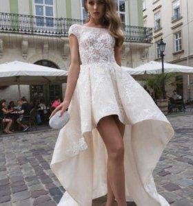 Продаю свадебное /вечернее платье