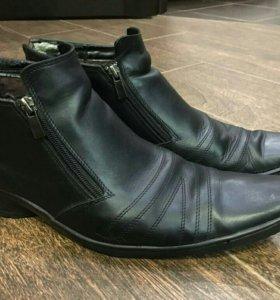 Ботинки зимние (43-44)
