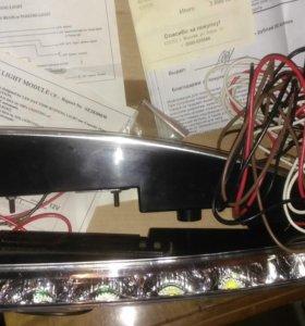 LED ходовые с повтарителями поворота