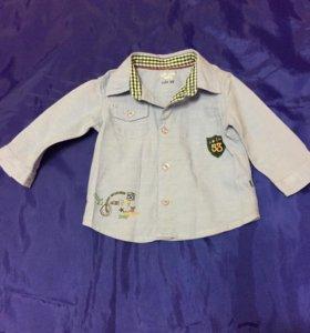 Рубашка COOL CLUB baby