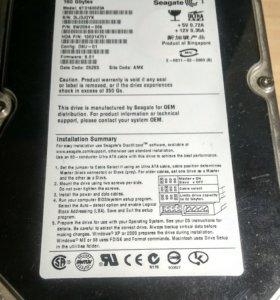 Жёсткий диск HDD IDE Seagate 160 GB