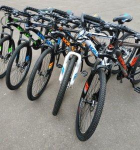 Велосипед новый Горный
