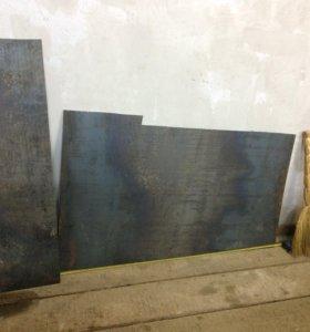 Лист металл 2мм
