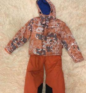 Зимний костюм, горнолыжка