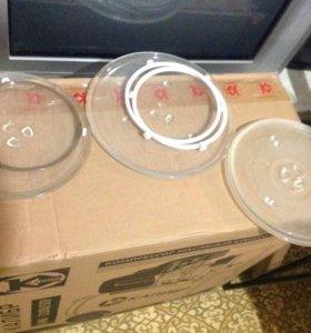 Микроволновки тарельки