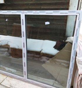 Продам новое пластиковое окно